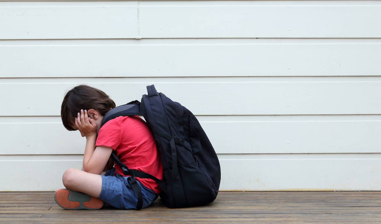 9 Signs Your Child May Be Experiencing Back to School Anxiety