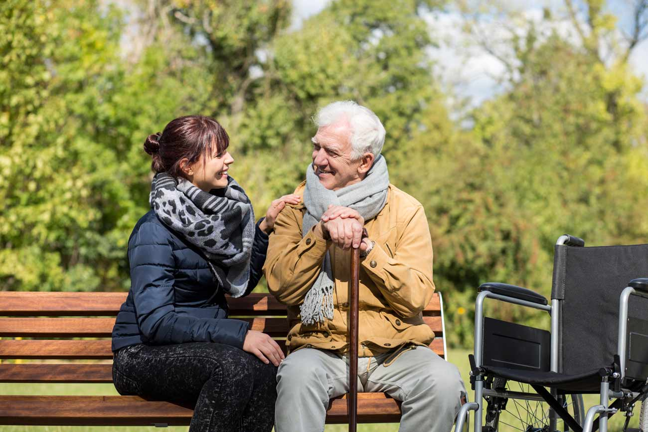 Help For Carers: Looking After Yourself As A Carer